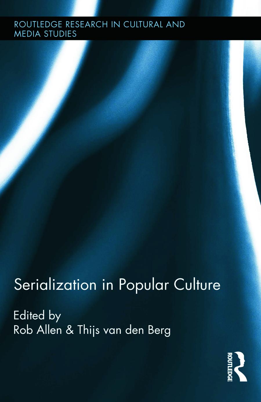 Serialization in Popular Culture (Hardback) book cover