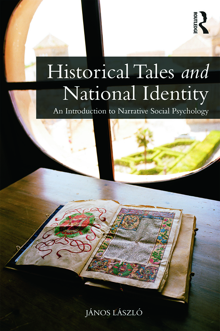 Historical Tales and National Identity: An introduction to narrative social psychology (Paperback) book cover