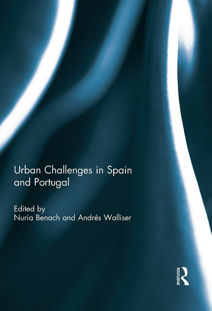 Urban Challenges in Spain and Portugal (Hardback) book cover