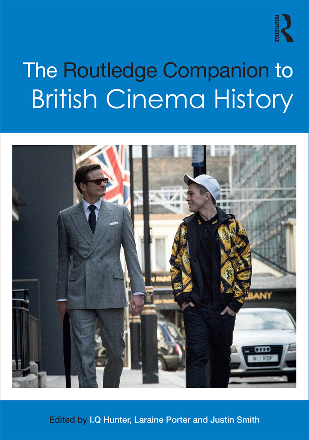 The Routledge Companion to British Cinema History book cover