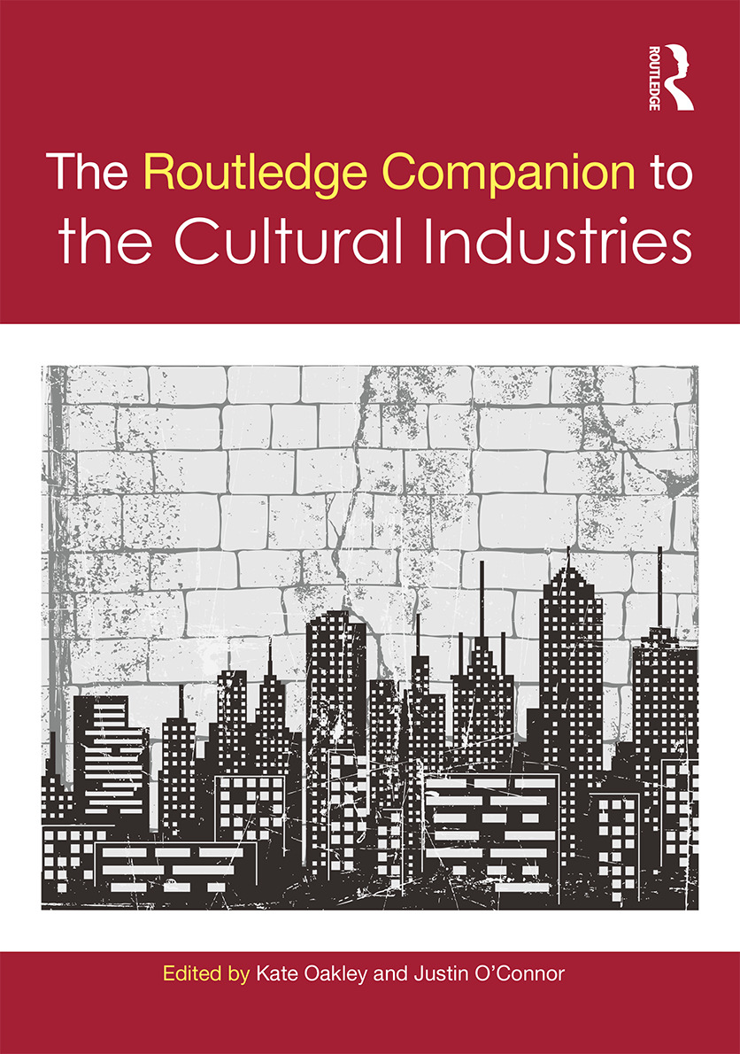 The Routledge Companion to the Cultural Industries book cover