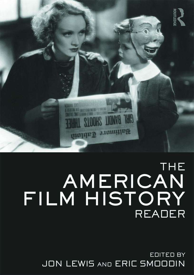 The American Film History Reader book cover