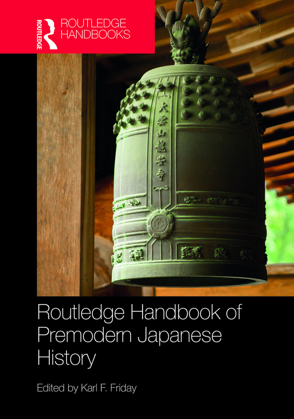 Routledge Handbook of Premodern Japanese History book cover