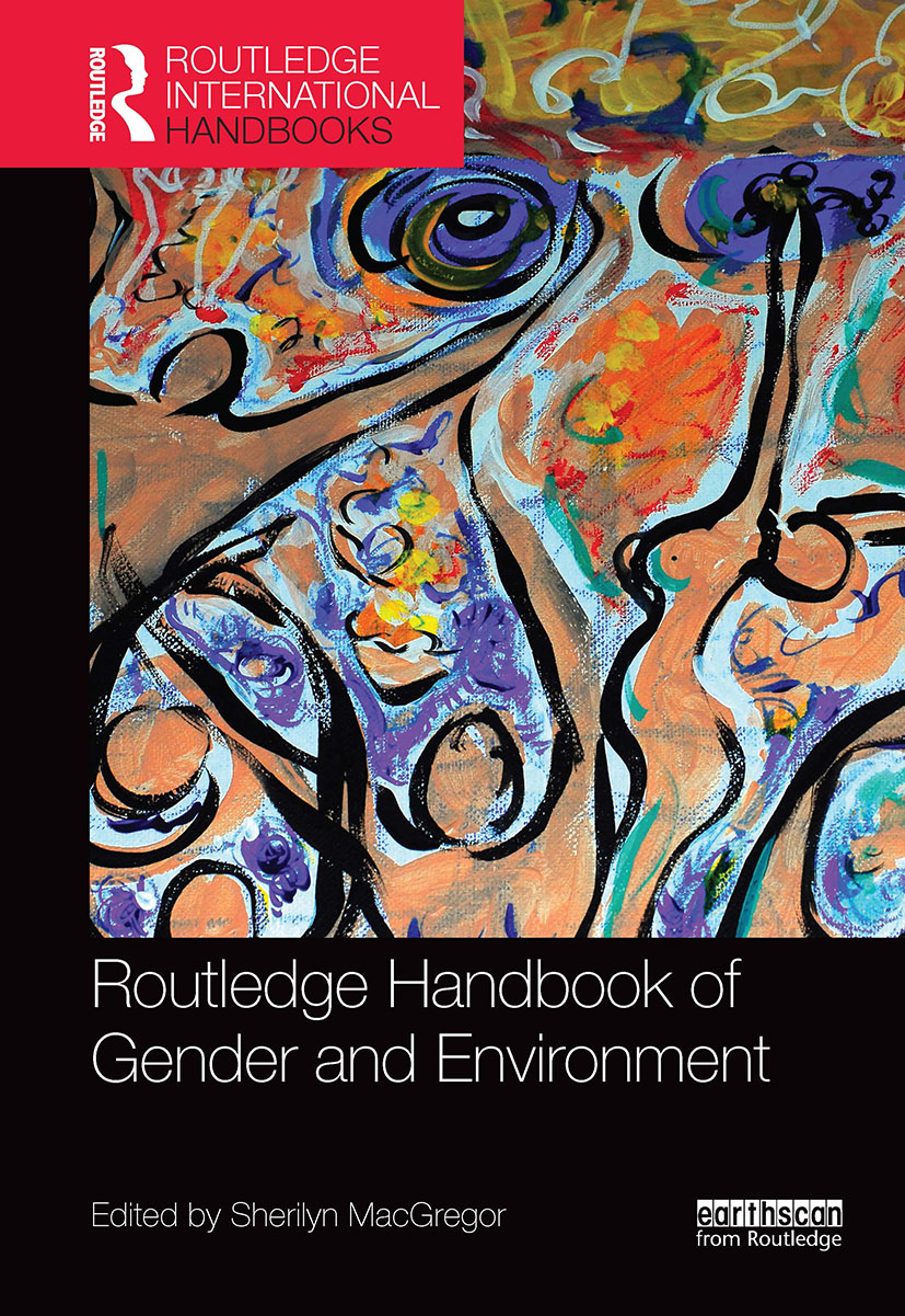 Routledge Handbook of Gender and Environment (Hardback) book cover