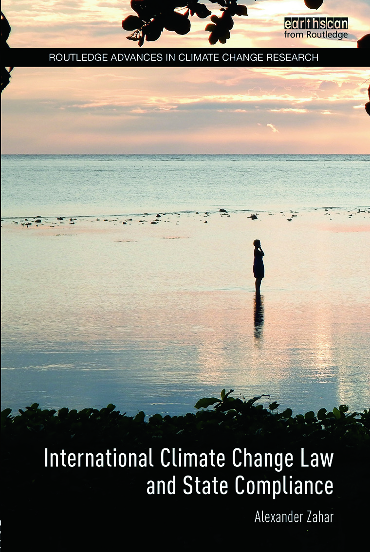 International Climate Change Law and State Compliance book cover