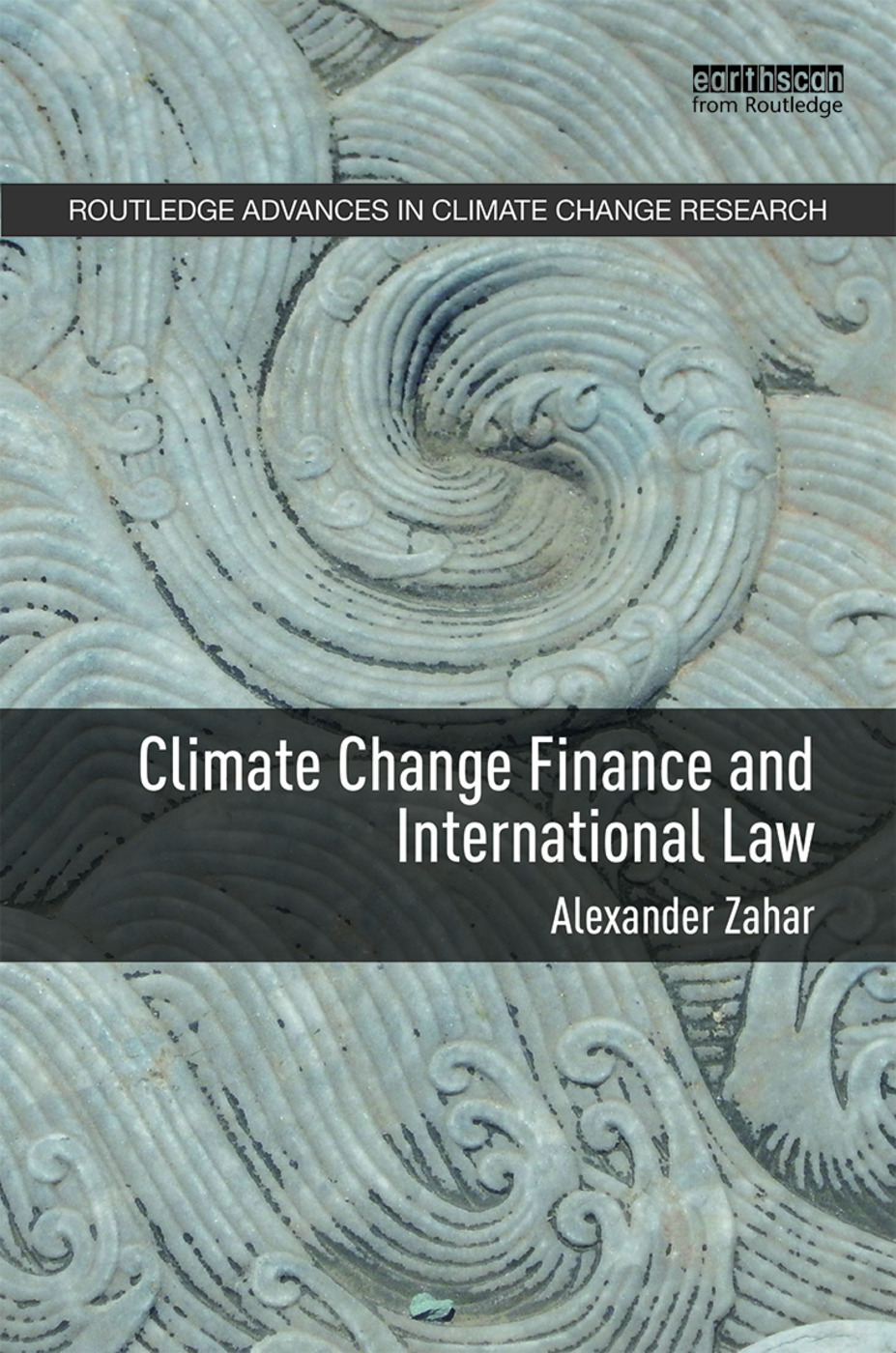 Climate Change Finance and International Law (Hardback) book cover