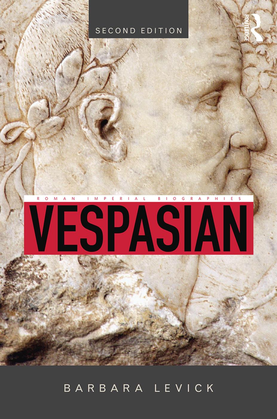 Vespasian book cover