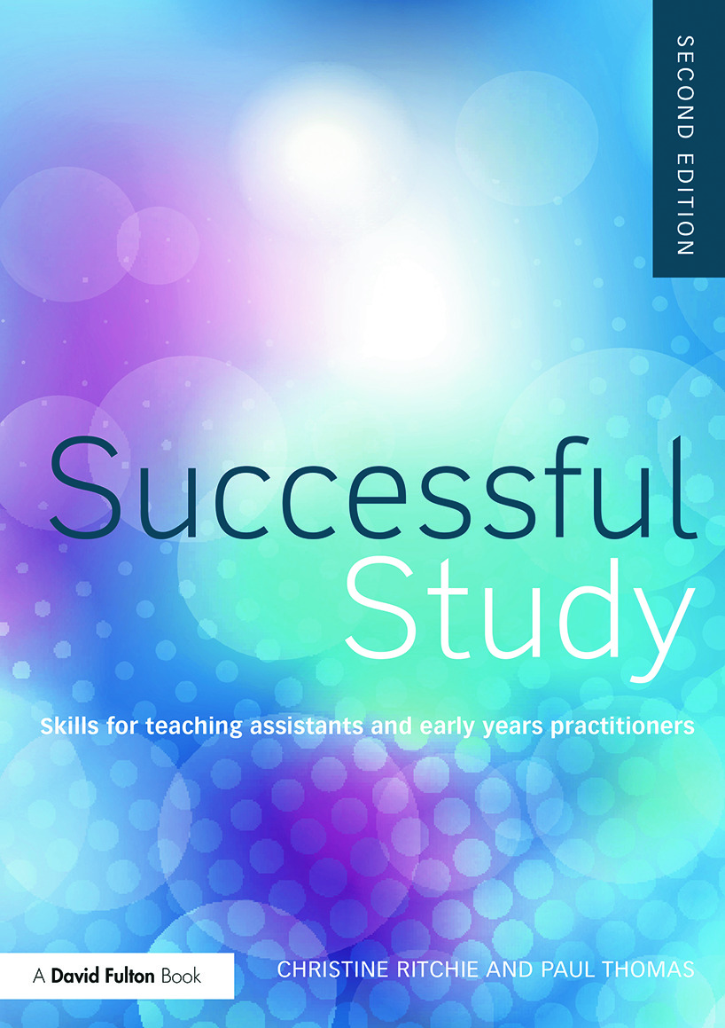 Successful Study: Skills for teaching assistants and early years practitioners, 2nd Edition (Paperback) book cover