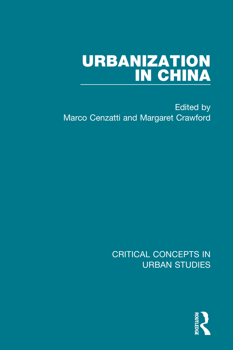 Urbanization in China book cover