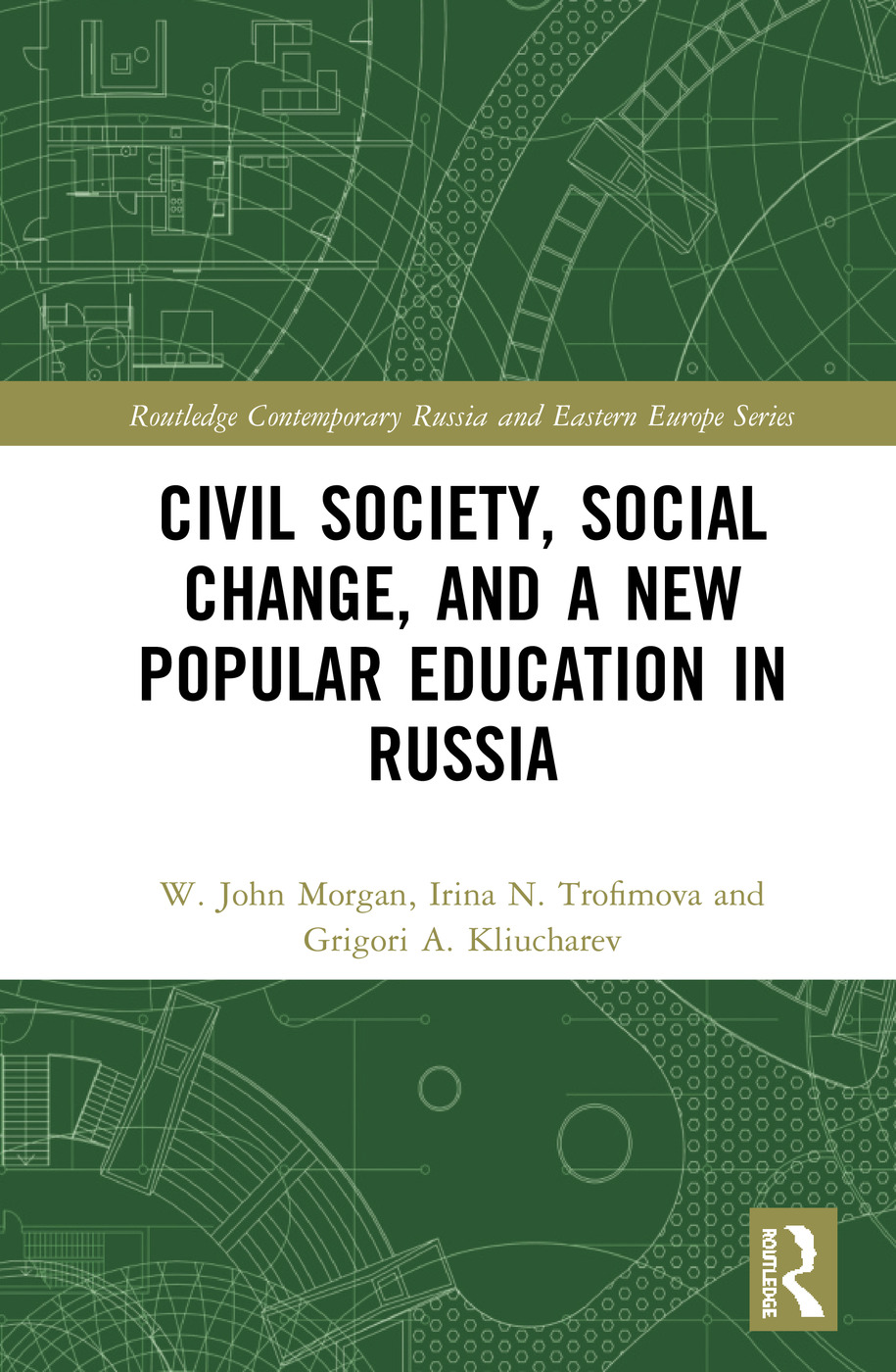 Civil Society, Social Change, and a New Popular Education in Russia book cover