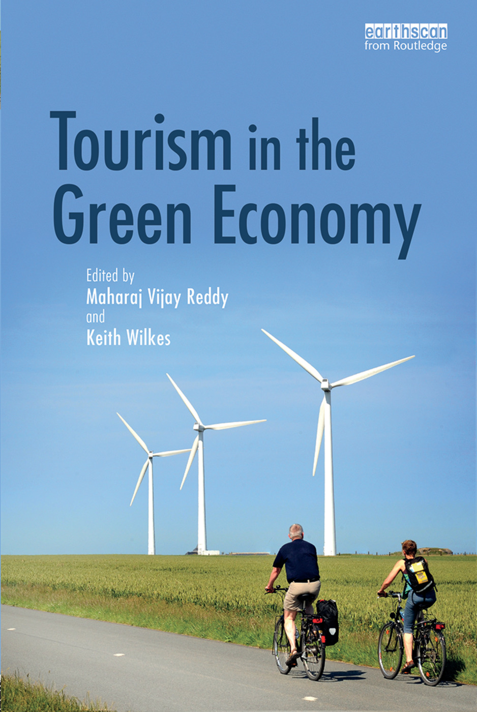 Tourism in the Green Economy book cover