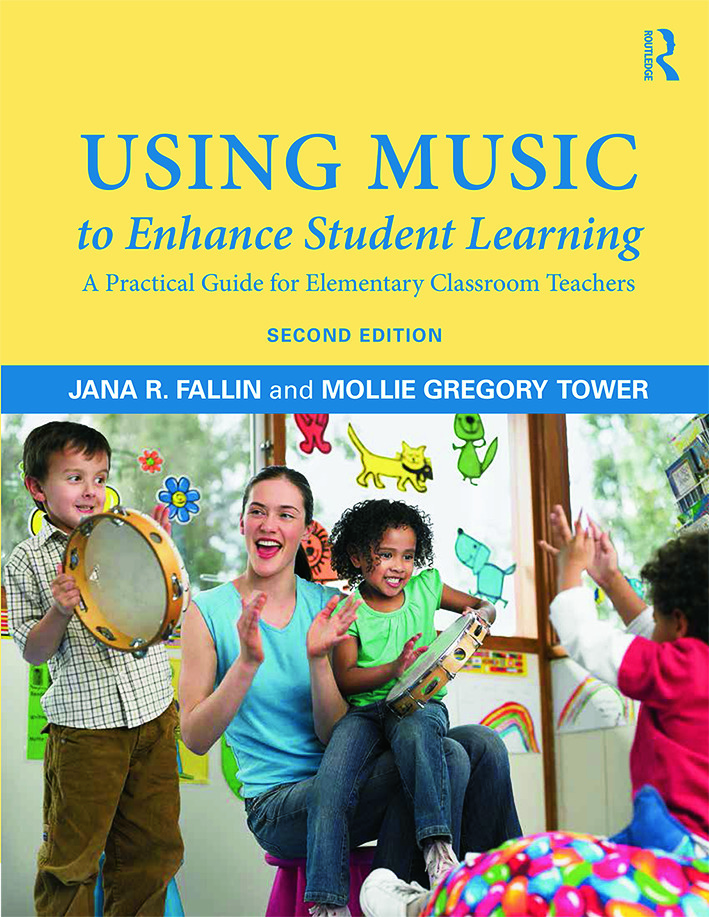 Using Music to Enhance Student Learning: A Practical Guide for Elementary Classroom Teachers book cover