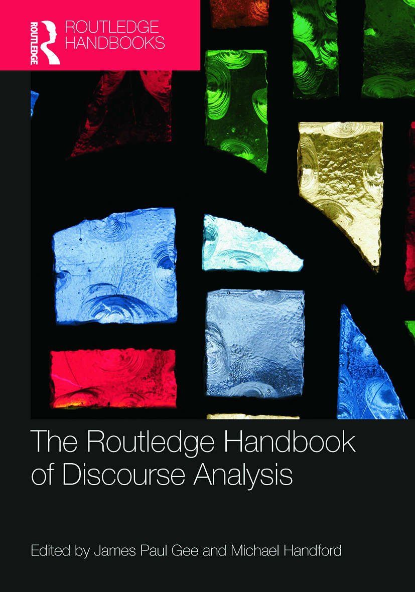 The Routledge Handbook of Discourse Analysis book cover