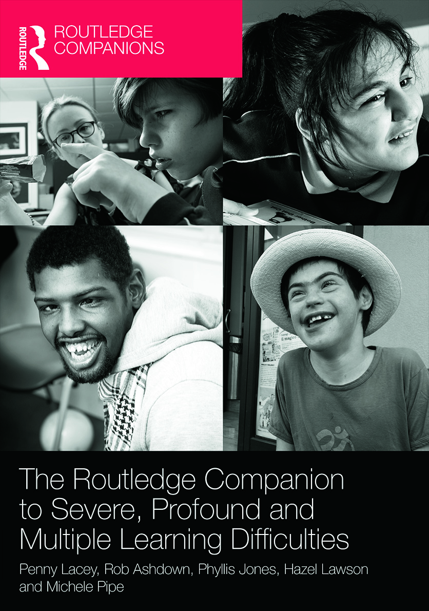 The Routledge Companion to Severe, Profound and Multiple Learning Difficulties: 1st Edition (Paperback) book cover