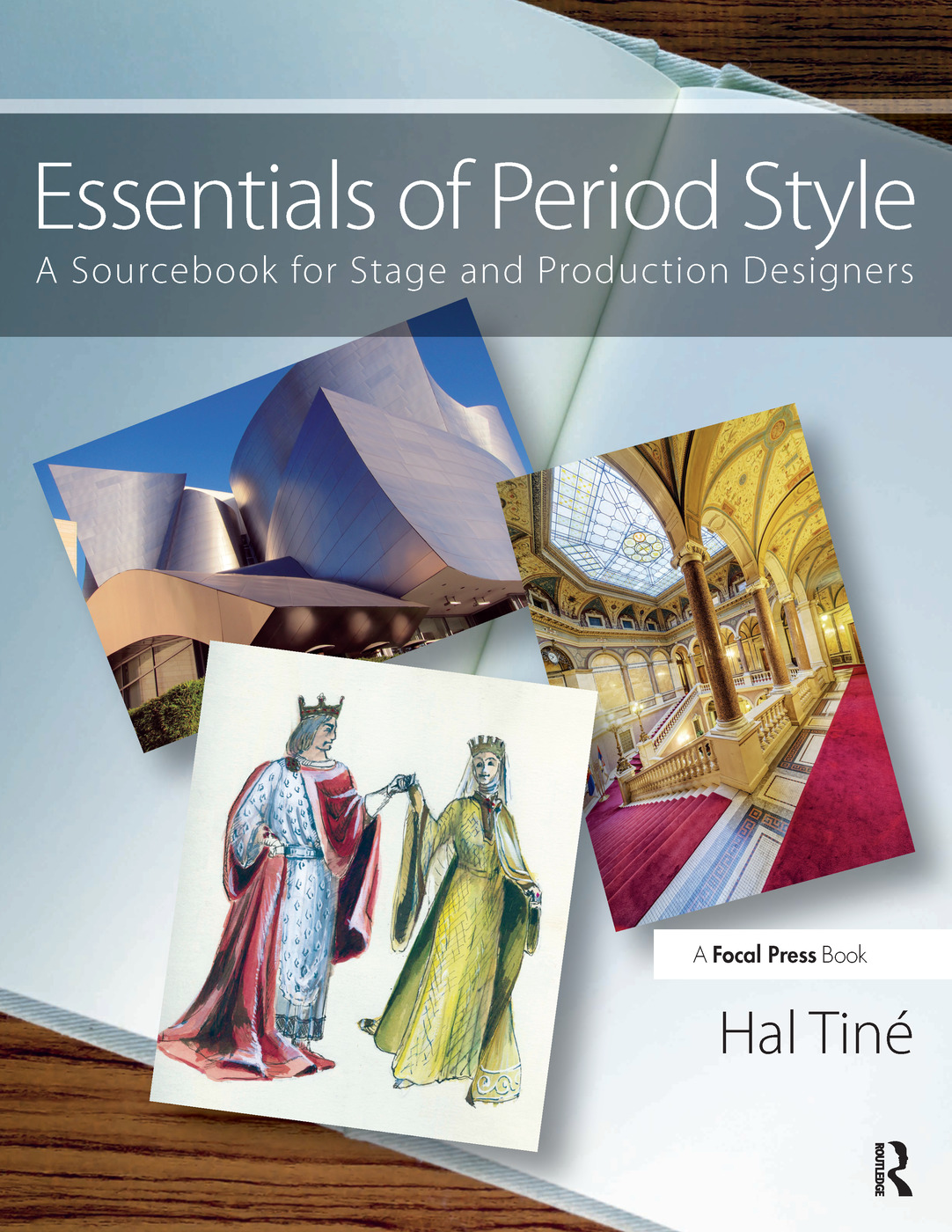 Essentials of Period Style: A Sourcebook for Stage and Production Designers book cover