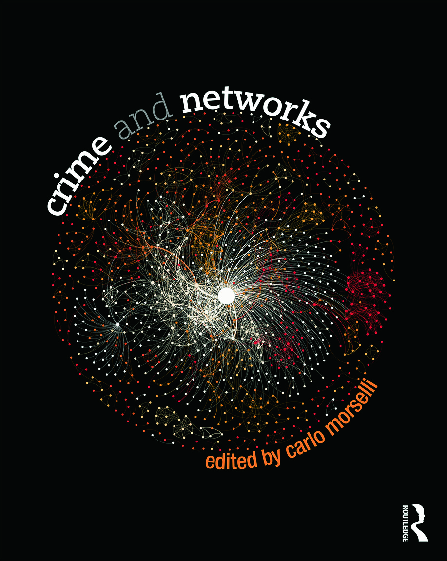Crime and Networks book cover