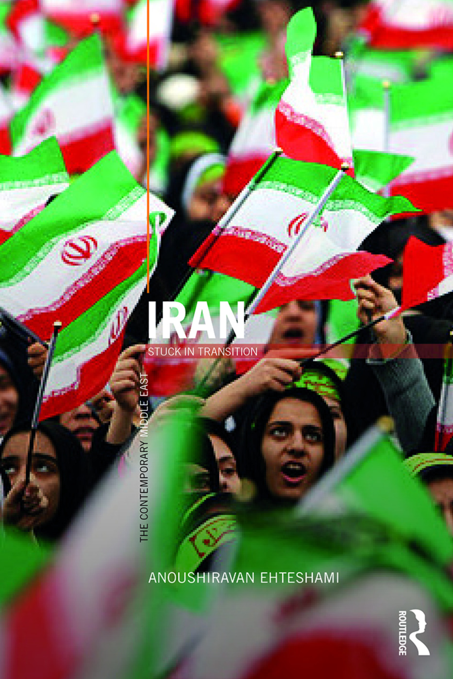 Iran: Stuck in Transition book cover