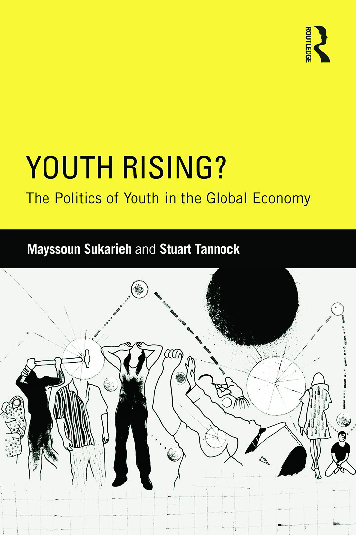 Youth Rising?: The Politics of Youth in the Global Economy book cover