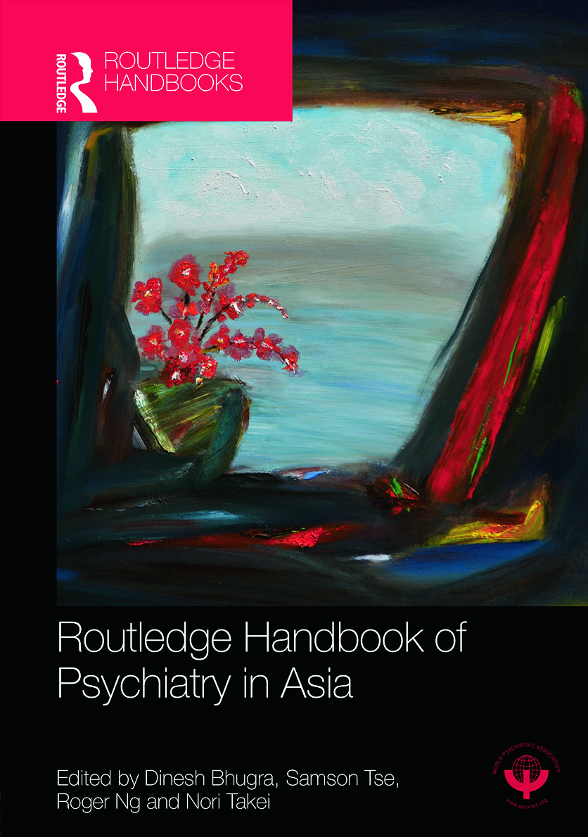 Routledge Handbook of Psychiatry in Asia book cover