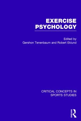 Exercise Psychology book cover