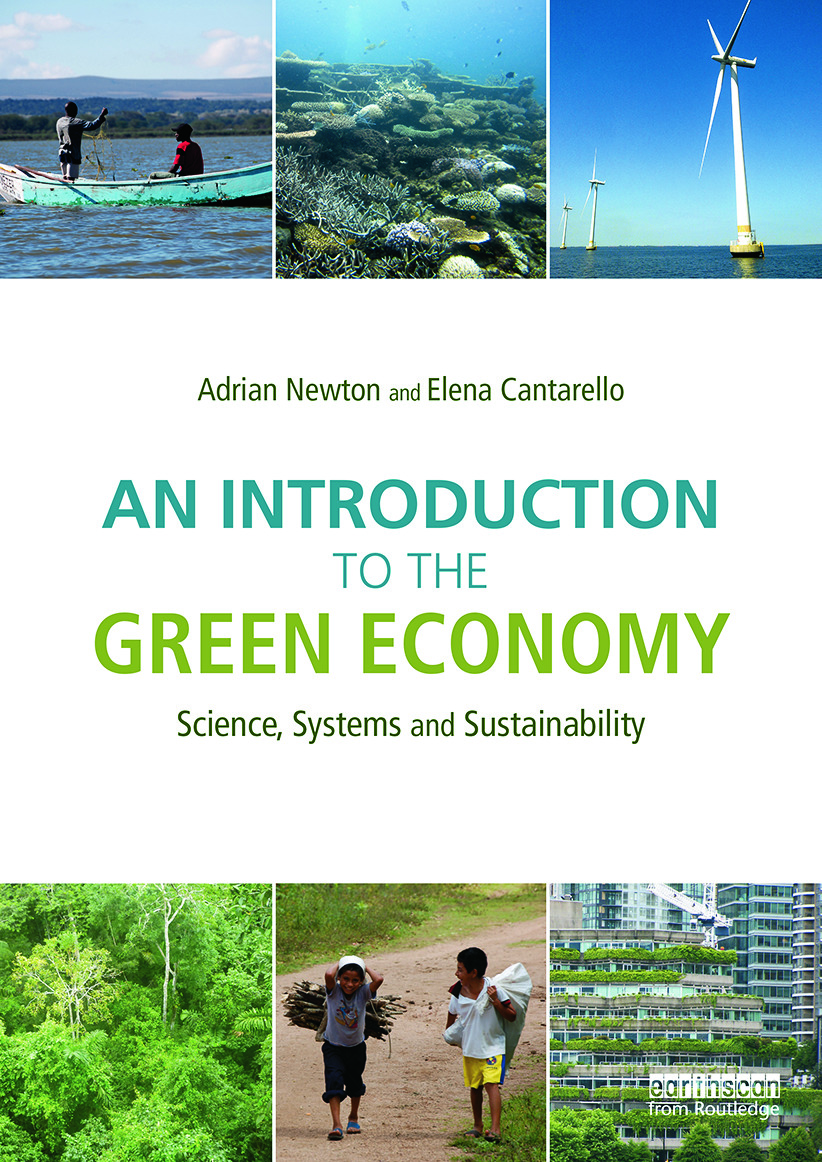 An Introduction to the Green Economy: Science, Systems and Sustainability (Paperback) book cover