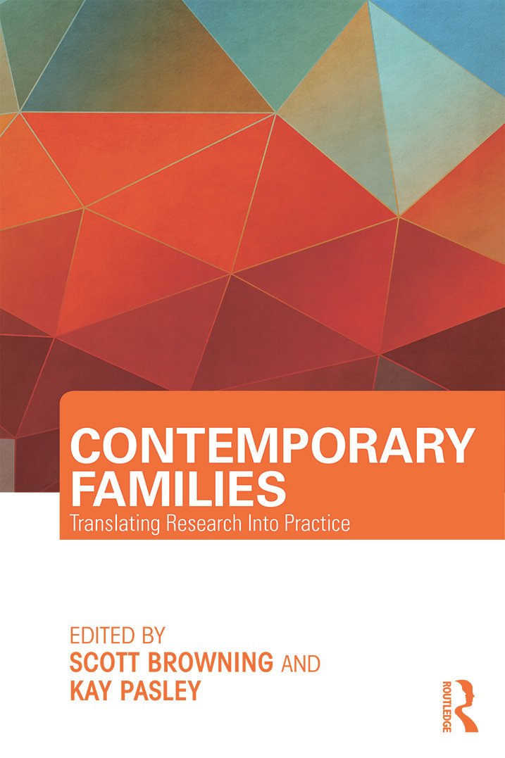 Contemporary Families: Translating Research Into Practice book cover