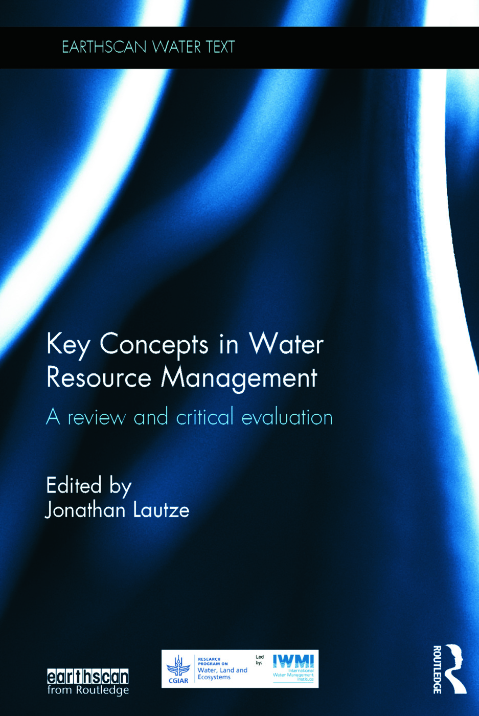 Key Concepts in Water Resource Management: A Review and Critical Evaluation book cover