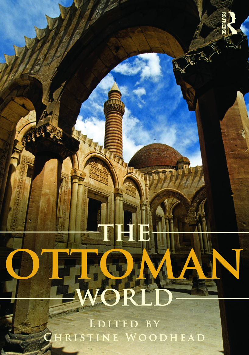 The Ottoman World: 1st Edition (Paperback) book cover