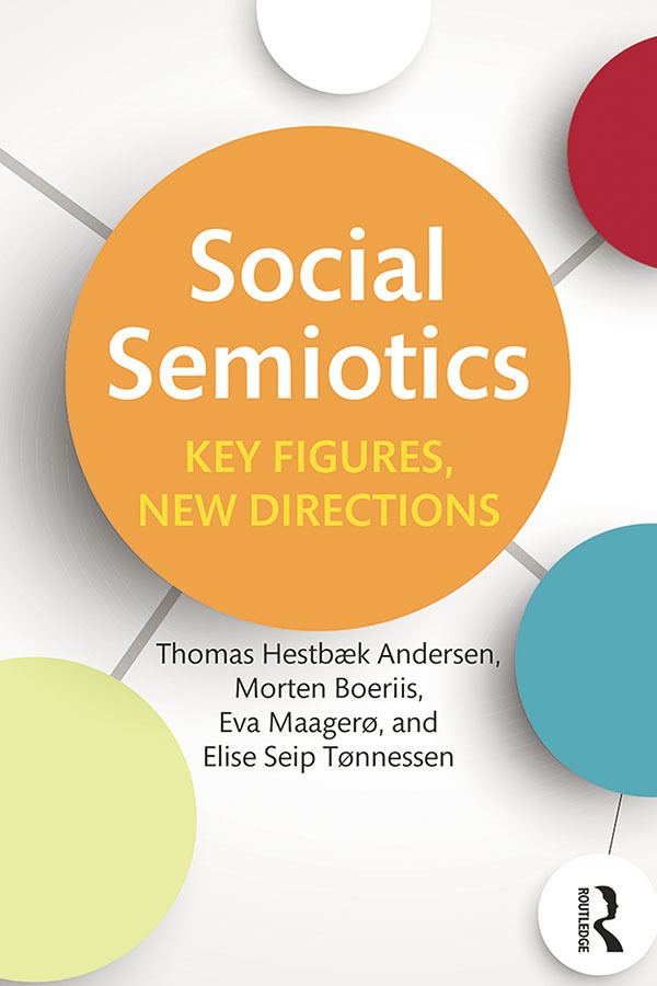 Social Semiotics: Key Figures, New Directions (Paperback) book cover