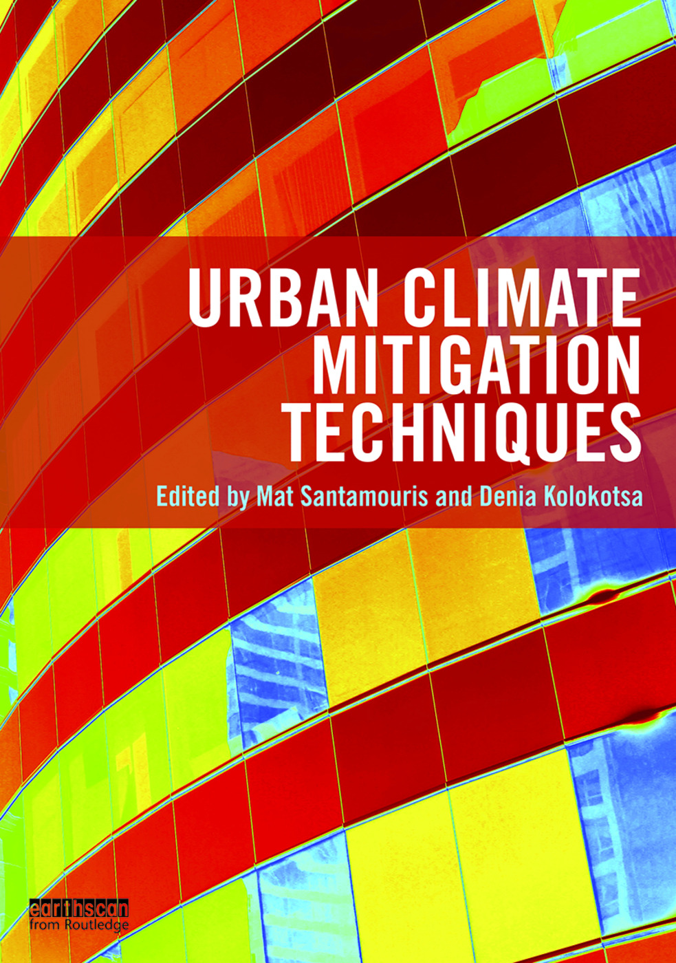 Urban Climate Mitigation Techniques book cover