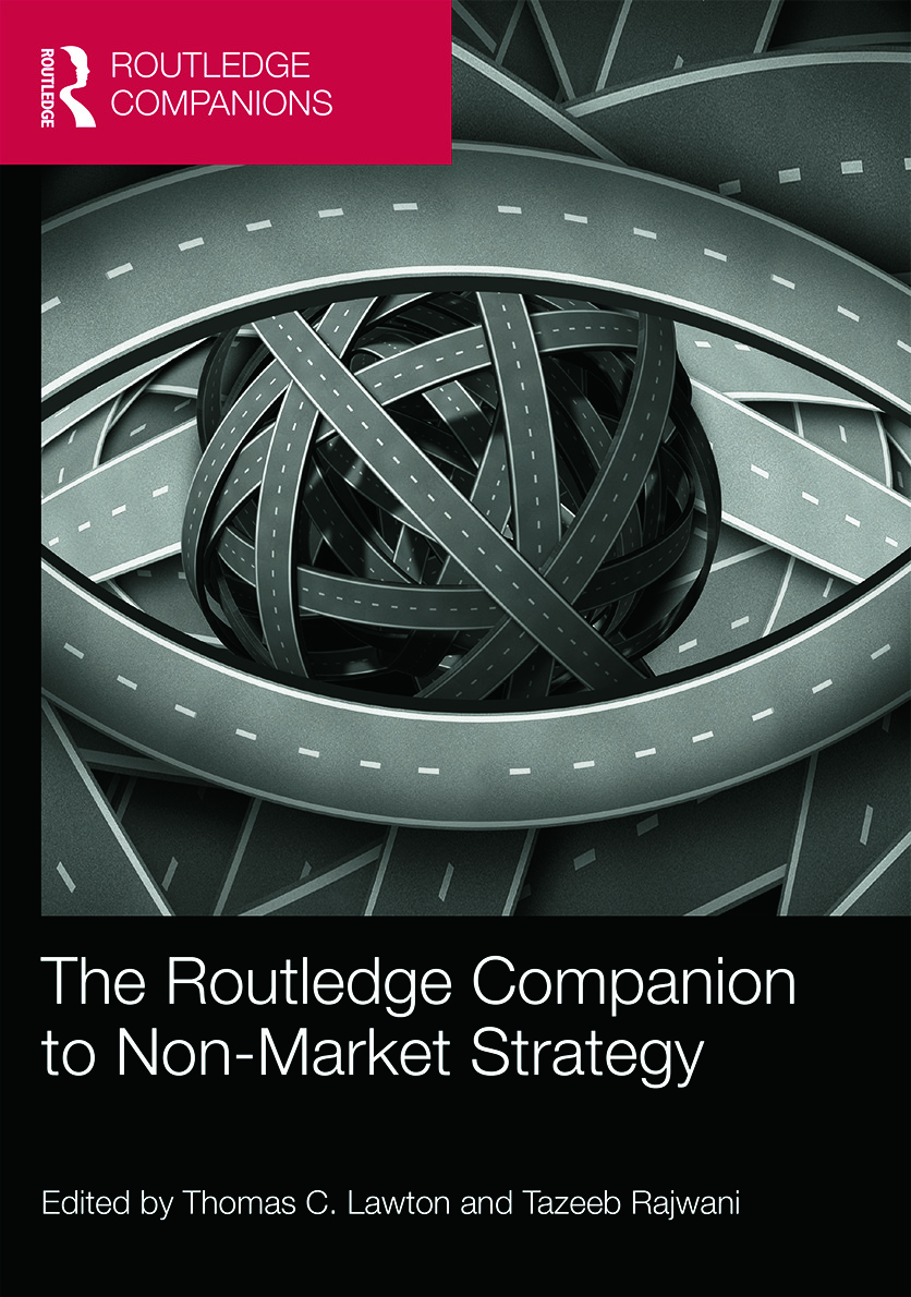 The Routledge Companion to Non-Market Strategy: 1st Edition (Hardback) book cover