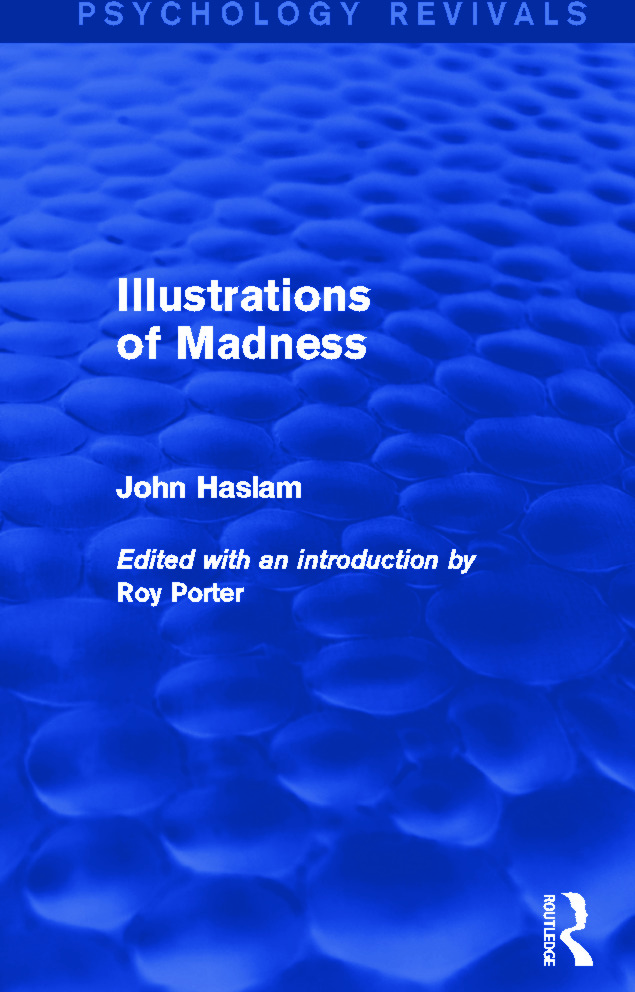 Illustrations of Madness: 1st Edition (Paperback) book cover