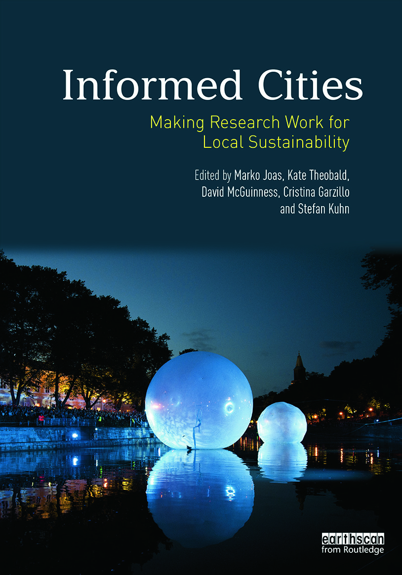 Informed Cities: Making Research Work for Local Sustainability, 1st Edition (e-Book) book cover