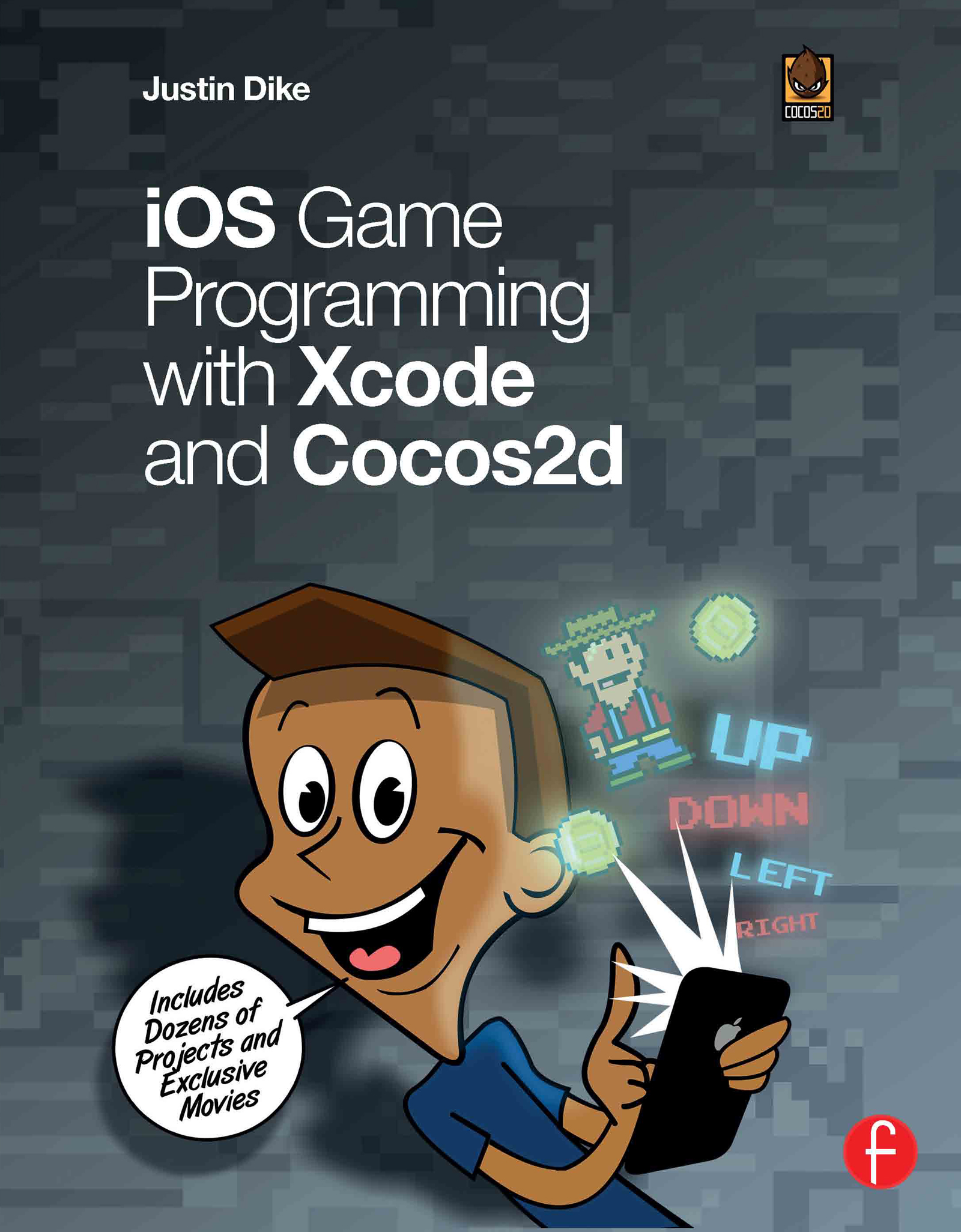 iOS Game Programming with Xcode and Cocos2d: 1st Edition (Paperback) book cover