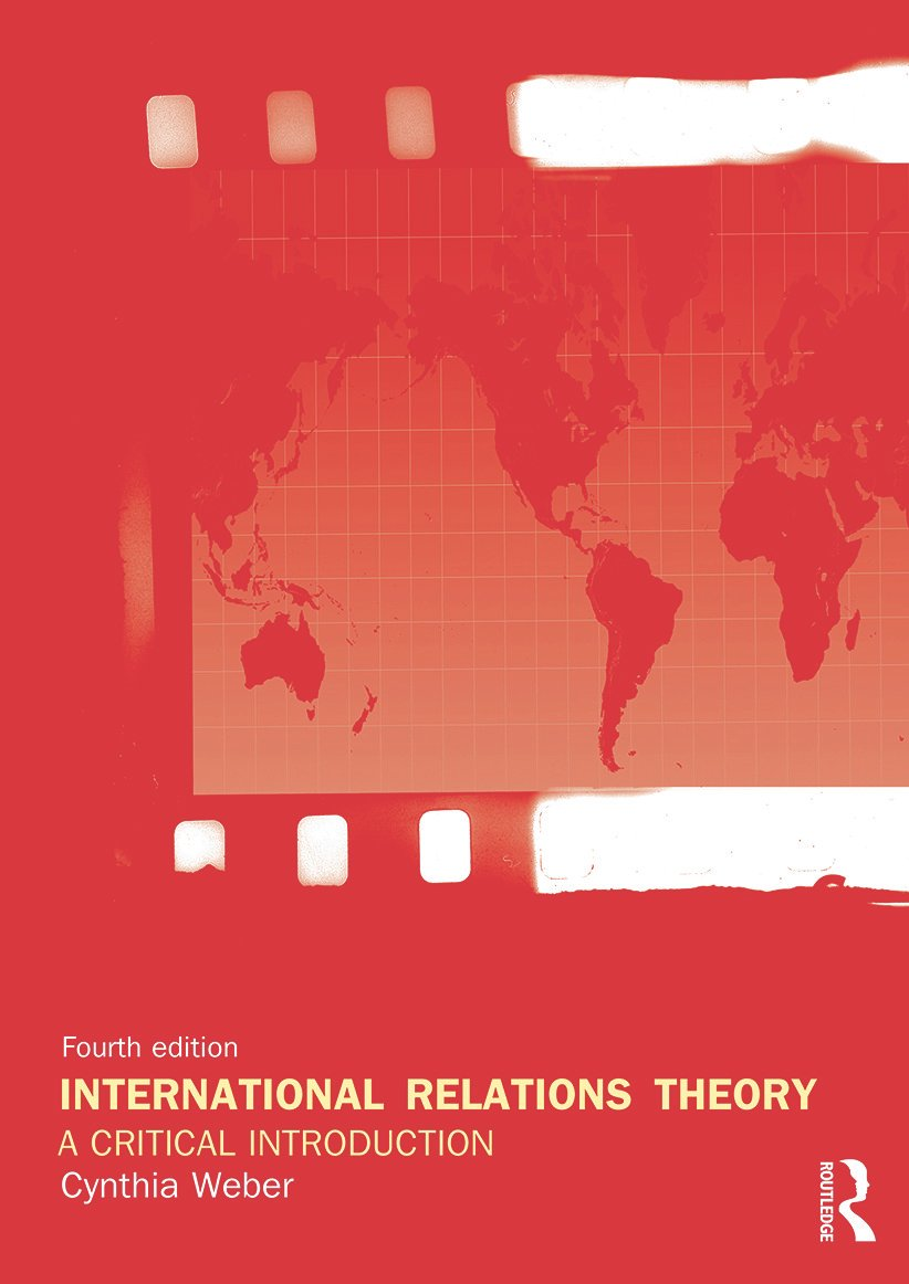 International Relations Theory: A Critical Introduction, 4th Edition (Paperback) book cover