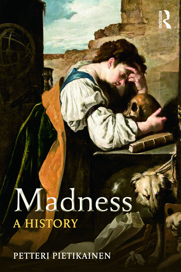 Madness: A History, 1st Edition (Paperback) book cover