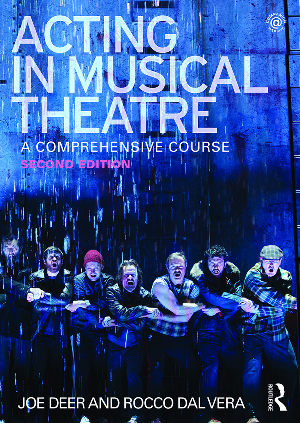 Acting in Musical Theatre: A Comprehensive Course book cover