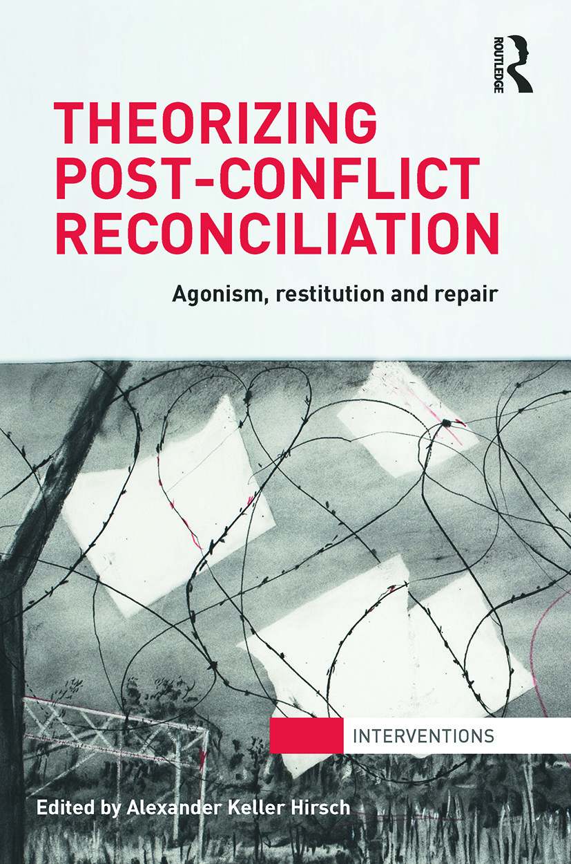 Rhetorics of reconciliation: shifting conflict paradigms in Northern Ireland