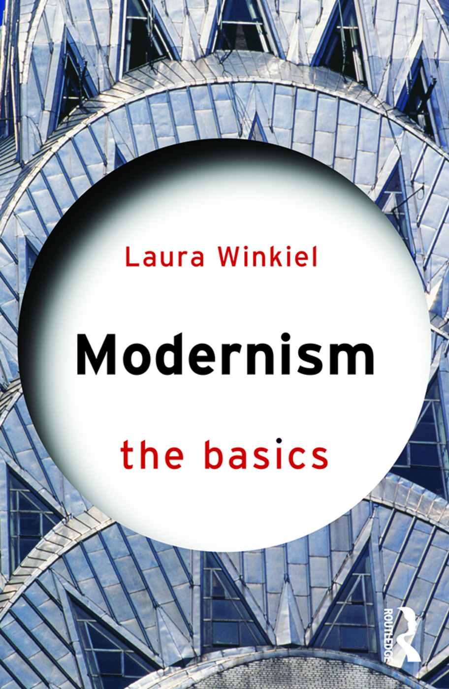 Modernism: The Basics book cover