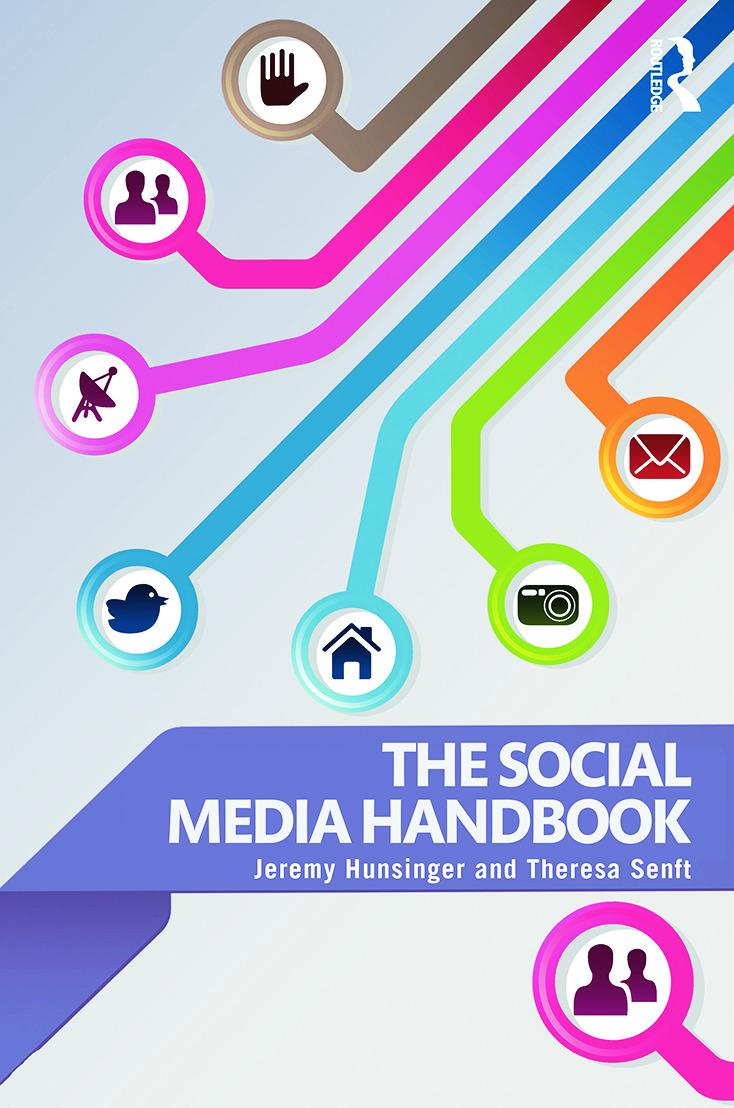 The Social Media Handbook: 1st Edition (Paperback) book cover