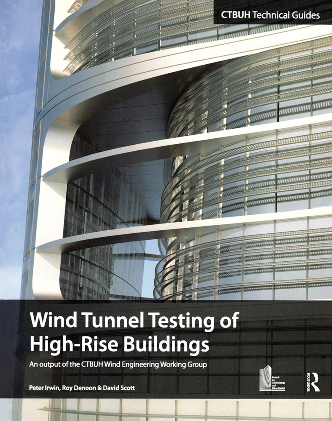 Wind Tunnel Testing of High-Rise Buildings: 1st Edition (Paperback) book cover