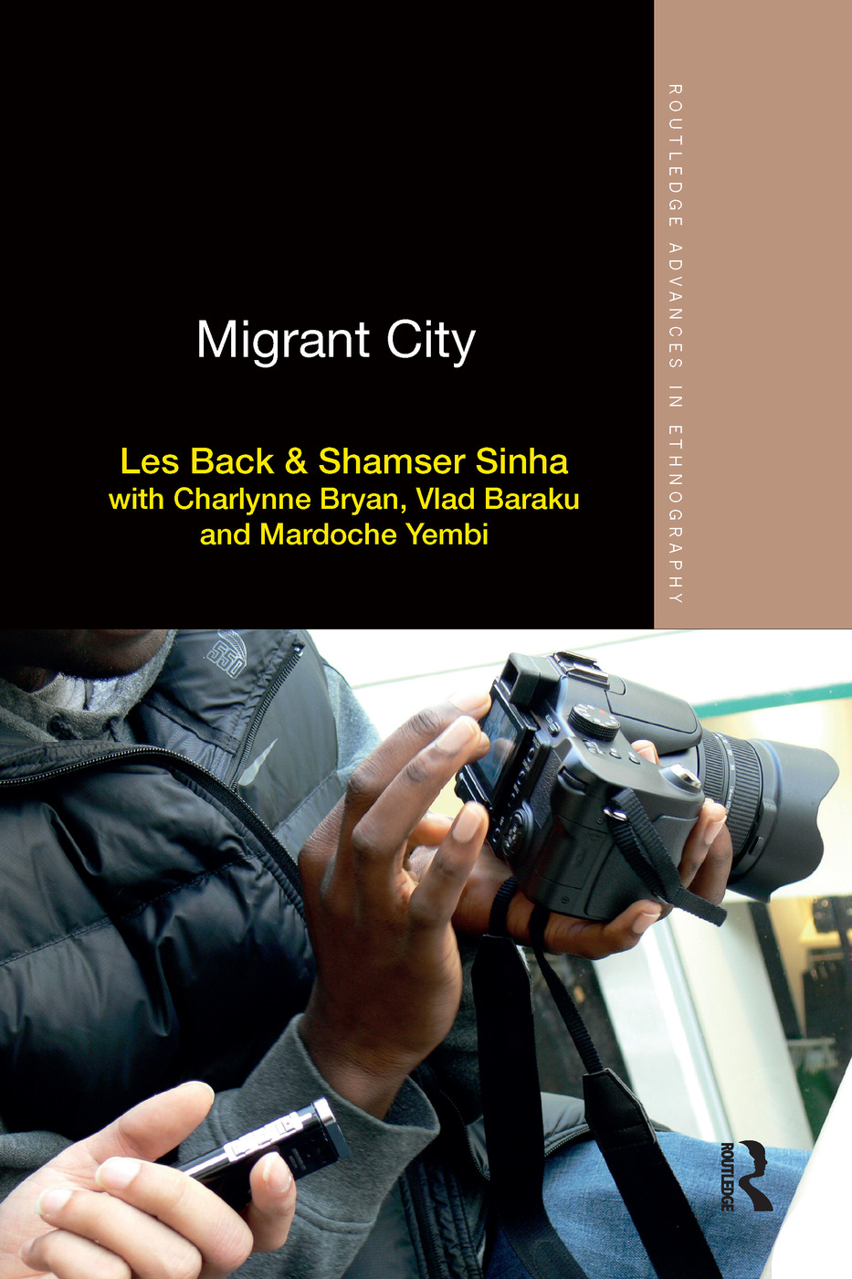 Migrant City book cover