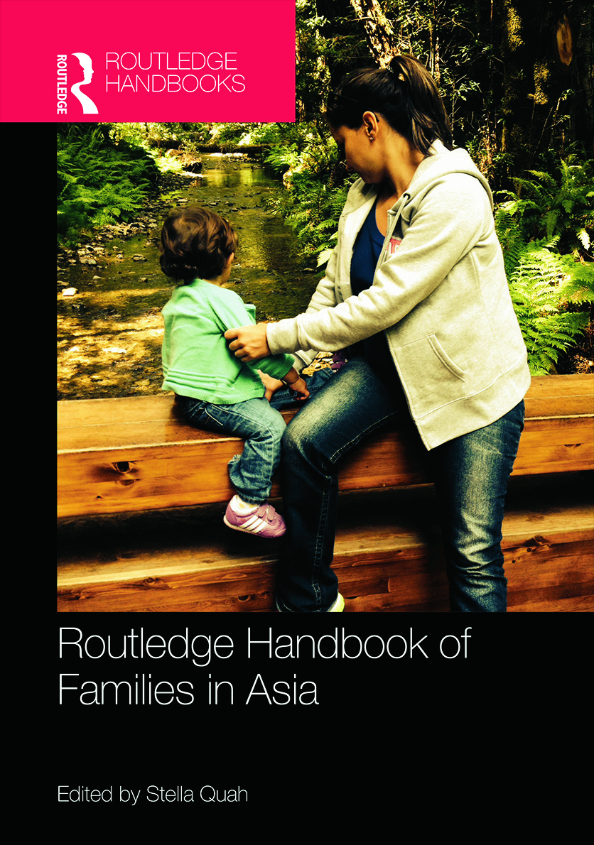 Routledge Handbook of Families in Asia book cover