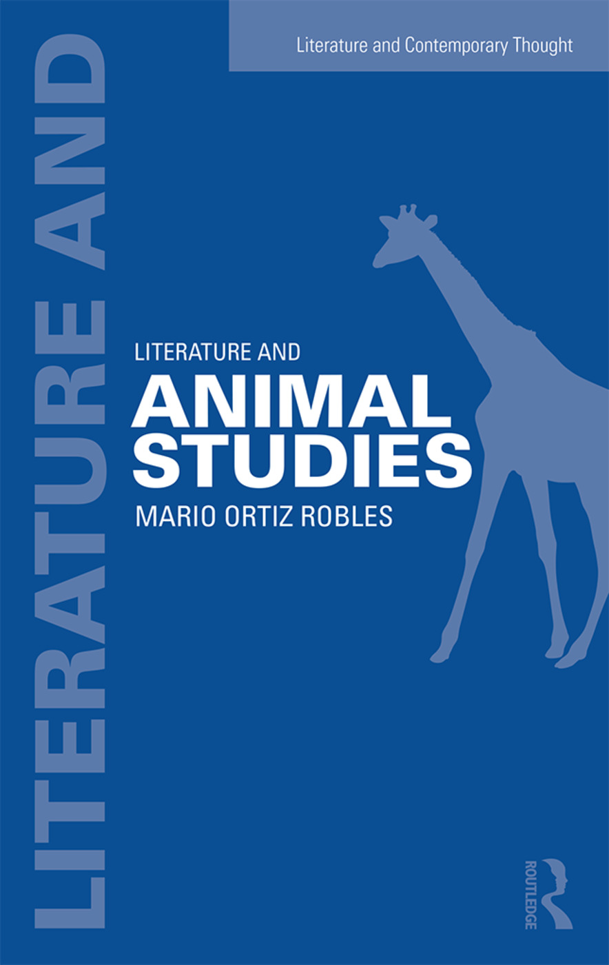 Literature and Animal Studies book cover