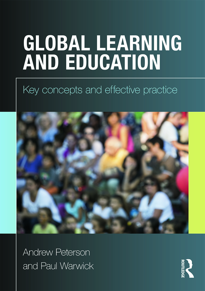 Global Learning and Education: Key concepts and effective practice, 1st Edition (Paperback) book cover