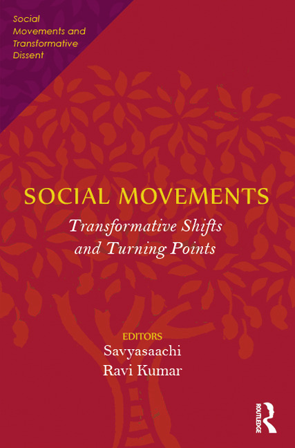 Social Movements: Transformative Shifts and Turning Points book cover