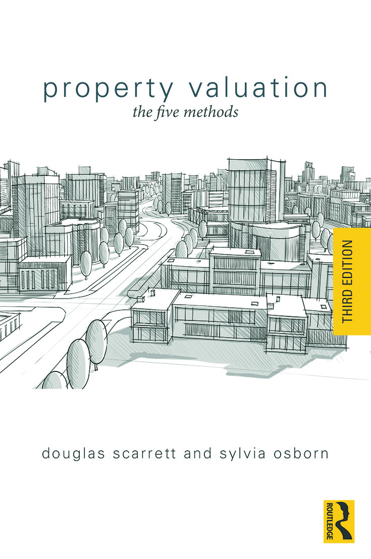 Property Valuation: The Five Methods book cover