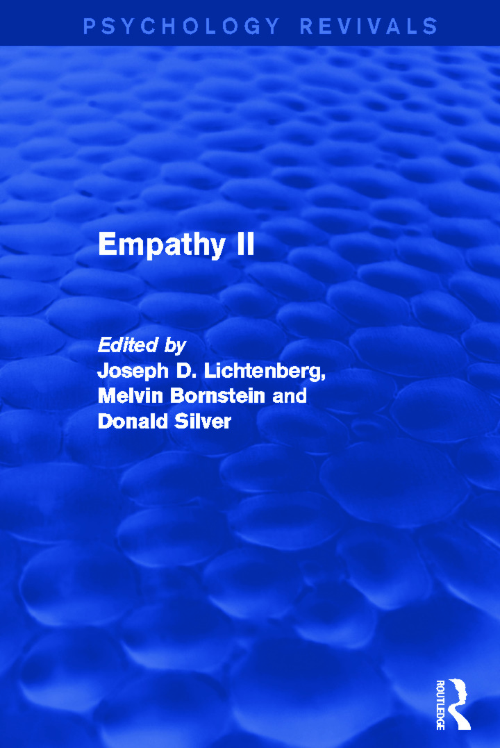 Empathy II: 1st Edition (Paperback) book cover
