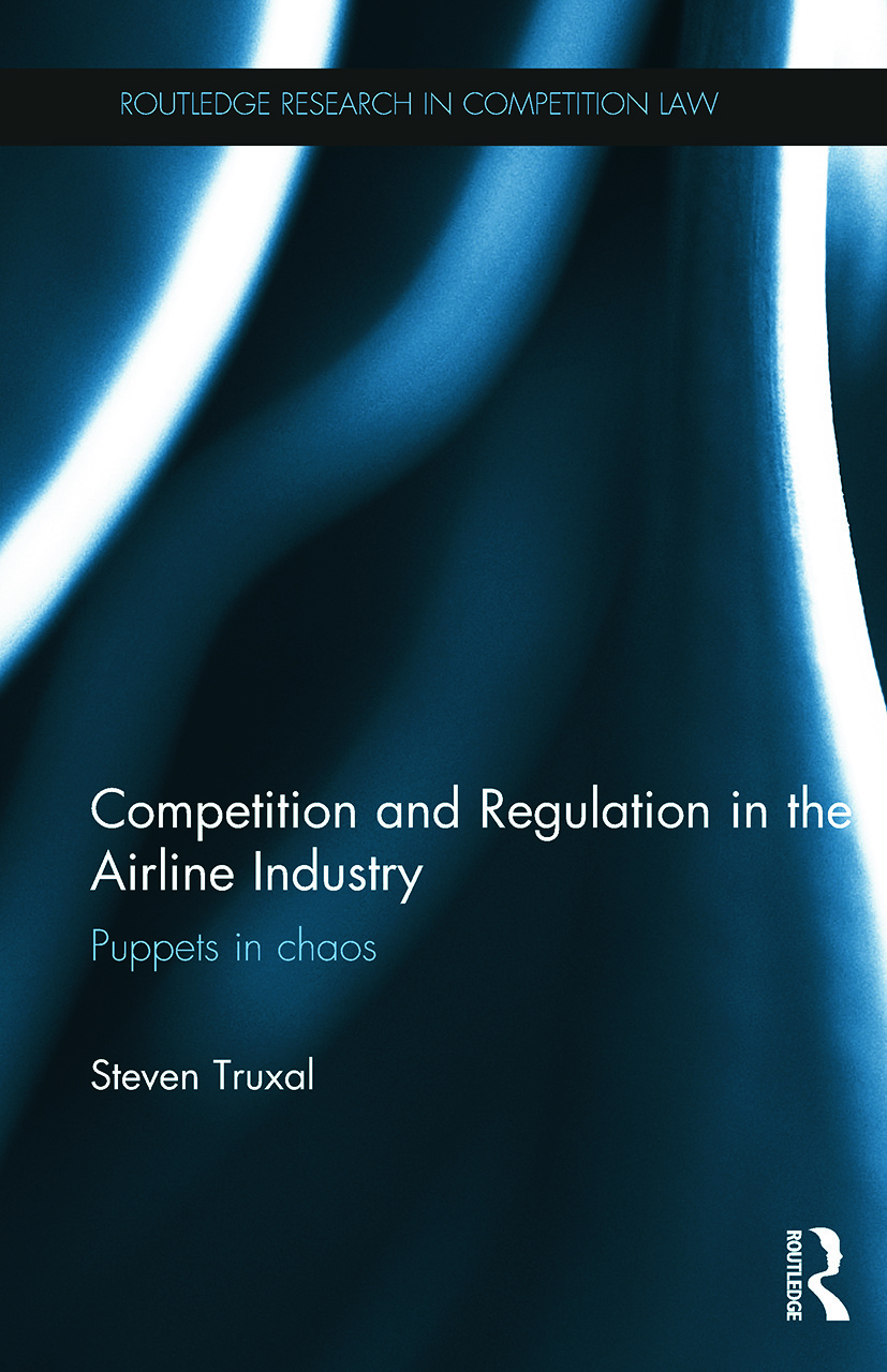 Competition and Regulation in the Airline Industry: Puppets in Chaos book cover