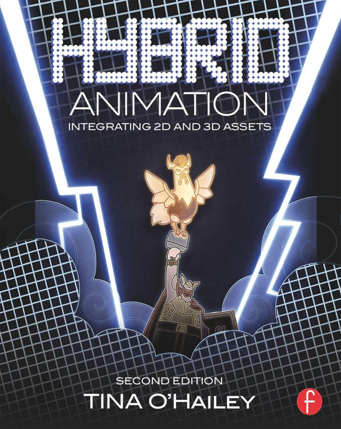 Hybrid Animation: Integrating 2D and 3D Assets, 2nd Edition (Paperback) book cover